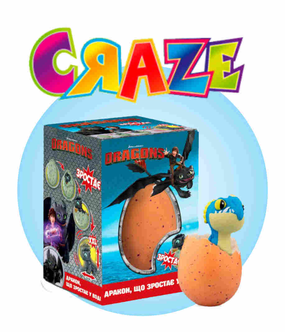 Craze Mega Eggs