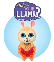 WHO'S YOUR LLAMA?