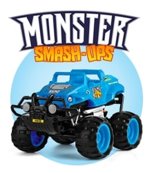 MONSTER SMASH-UPS