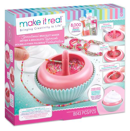 Make it Real: Набор для создания браслетов «Сладкие завитки»