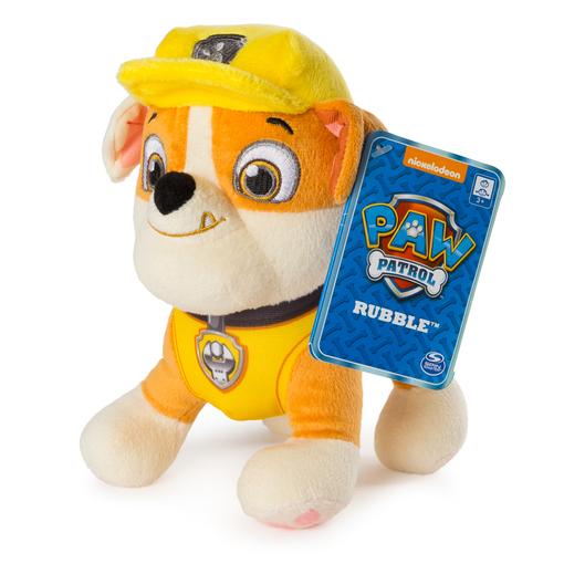 Щенячий патруль: мягкая игрушка щенок Крепыш (20 см)