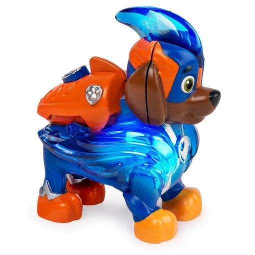 Щенячий Патруль: фигурка Зумы с подсветкой (серия Мегащенки)