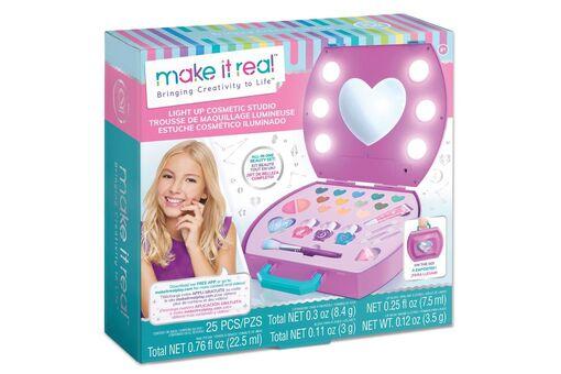 Make it Real: Большой набор косметики для детей «Салон красоты»