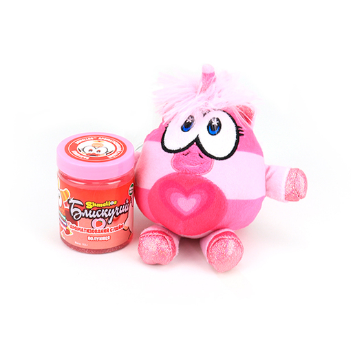 Ароматная мягкая игрушка SCENTICORNS Единорог Джулия