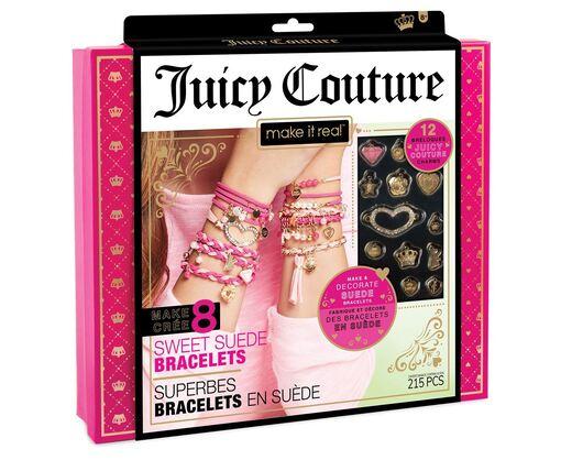 """Juicy Couture: Набор для создания шарм-браслетов """"Романтическое свидание"""""""
