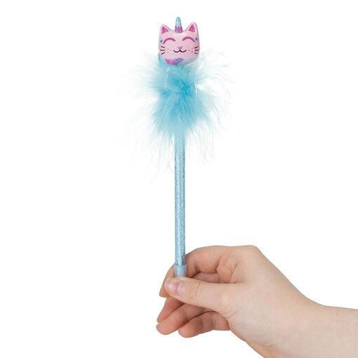 Ручка с игрушкой «Кэтикорн»