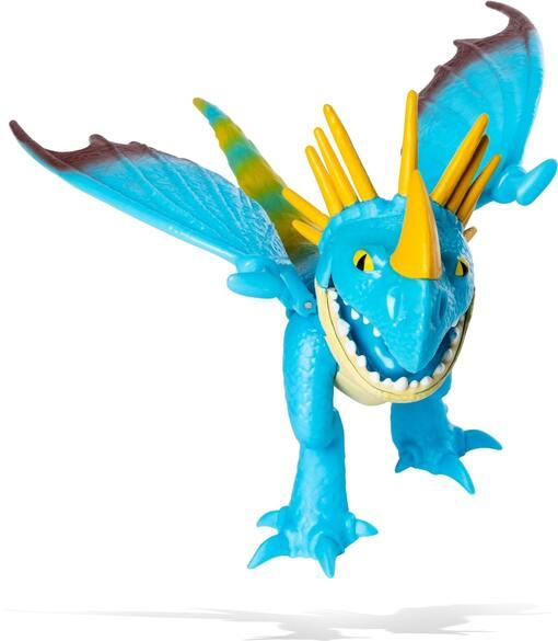 «Как приручить дракона  3»:  коллекционная фигурка дракона Громгильды с механической функцией
