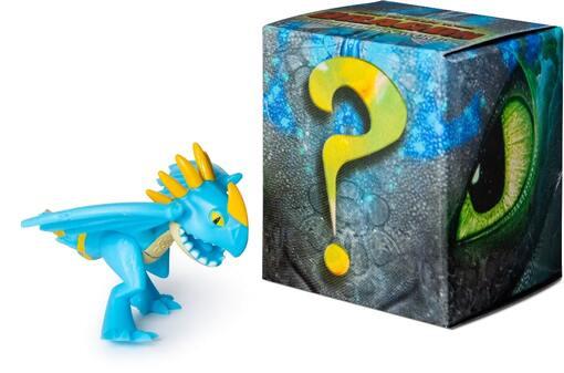 «Как приручить дракона  3»: набор из дракона Громгильды и тайного героя