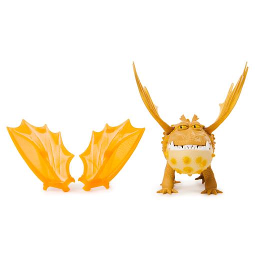 Как приручить дракона 3: фигурка дракона Сардельки с механической функцией