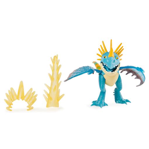Как приручить дракона 3: фигурка дракона Громгильды с механической функцией