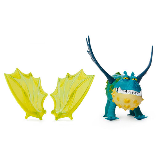Как приручить дракона 3: коллекционная фигурка дракона Громмеля с механической функцией