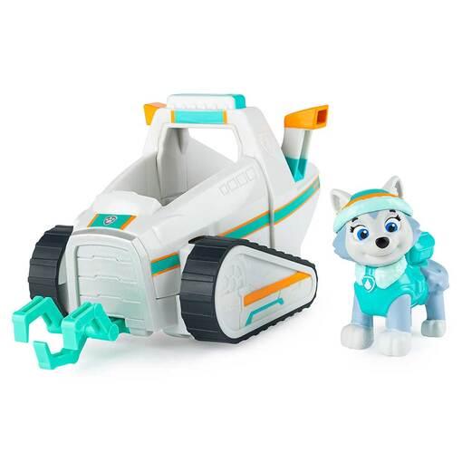 Щенячий патруль: базовый автомобиль с водителем Эверест