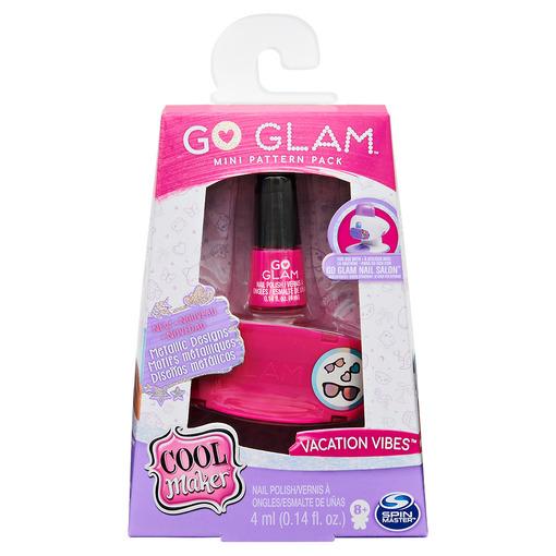 Cool Maker: мини-набор для нейл арта с розовым лаком Go GLAM (Уценка)