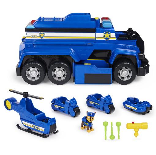 Щенячий патруль: игровой набор Большой полицейский автомобиль Гонщика