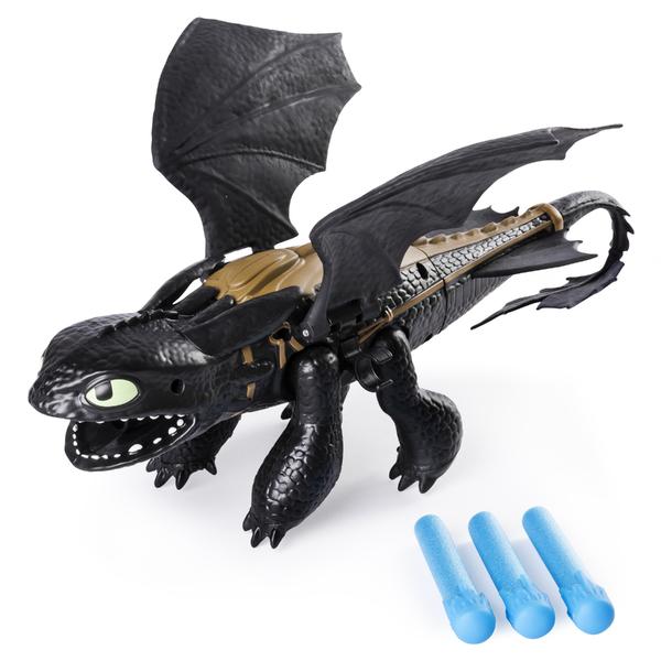 Как приручить дракона 2: дракон-бластер Беззубик
