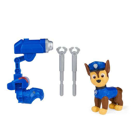 Щенячий патруль в кино: коллекционная фигурка щенка Гонщик с механической функцией