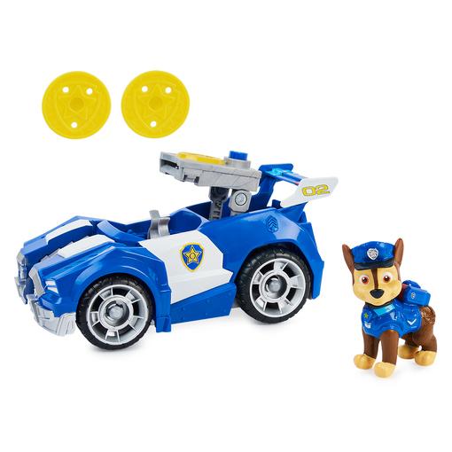 Щенячий патруль в кино: автомобиль де-люкс с водителем Гонщик