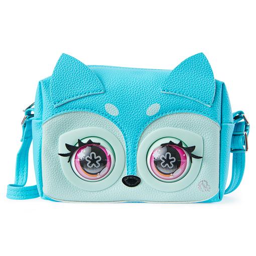 Purse Pets: интерактивная сумочка Блуфокси