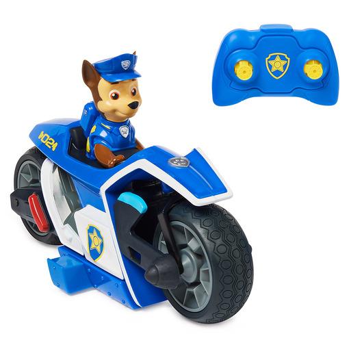 Щенячий патруль в кино: полицейский мотоцикл Гонщика на дистанционном управлении