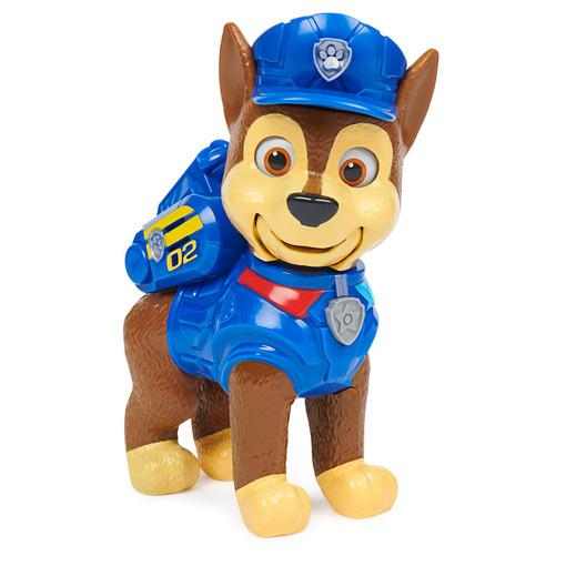 Щенячий патруль в кино: интерактивная игрушка щенок Гонщик