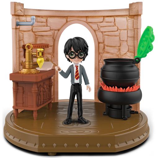 Игровой набор WIZARDING WORLD Гарри в комнате зельеварения