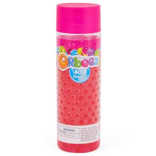 Orbeez: игровой набор шарики Орбиз красного цвета (400 шт)
