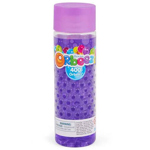Orbeez: игровой набор шарики Орбиз фиолетового цвета (400 шт)