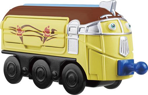 CHUGGINGTON: паровозик Фростини с механической функцией и пазлом