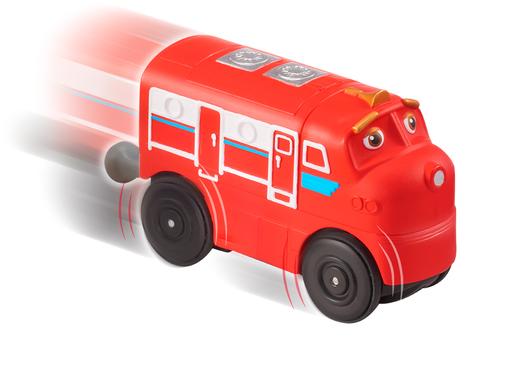 CHUGGINGTON: паровозик Уилсон на батарейках