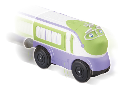 CHUGGINGTON: паровозик Коко на батарейках