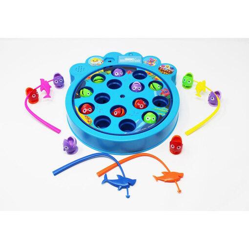 Настольная игра: веселая рыбалка «Baby Shark»