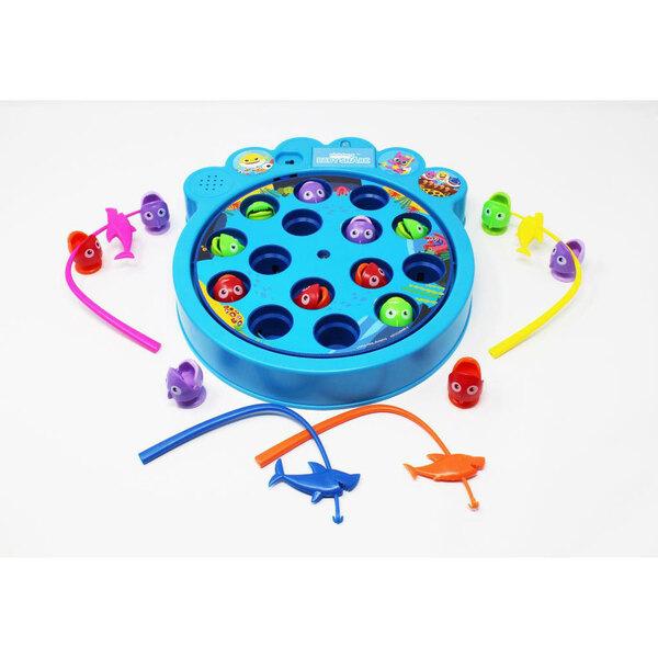 Настольная игра: новая веселая рыбалка «Baby Shark»