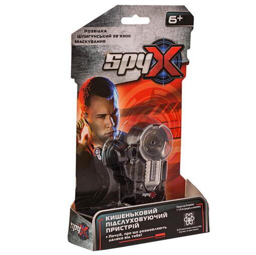 SPY X Карманное подслушивающее устройство