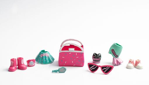 Набор стильных аксессуаров для куклы Oh My Style Конфетка