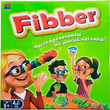 Настольная игра « Фиббер »