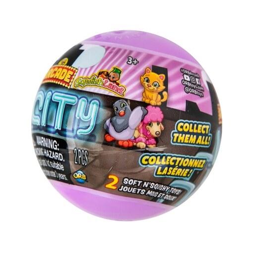 """ORB Arcade: игрушка-сюрприз в шарике """"Домашние питомцы"""""""
