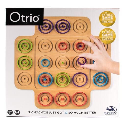"""Настольная игра-головоломка """"Otrio"""" делюкс"""