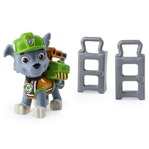 Щенячий патруль: фигурка Рокки с механической функцией