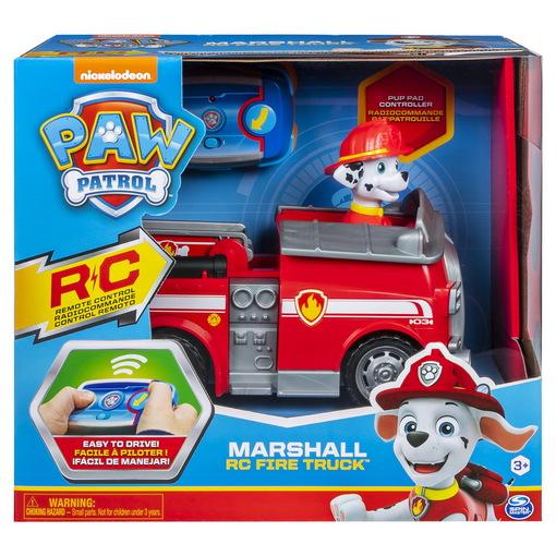 Щенячий патруль: пожарная машина Маршала на дистанционном управлении