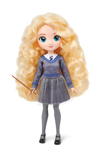 Коллекционная кукла WIZARDING WORLD Полумна