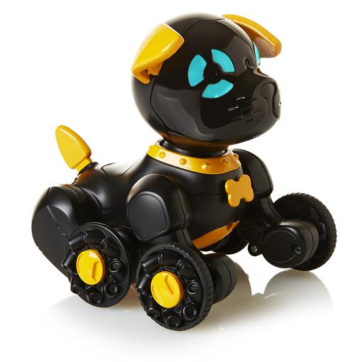 WowWee маленький щенок Чип черный