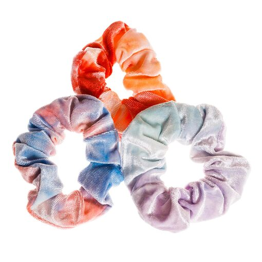 Резинки для волос SCRUNCHIES Радужный единорог
