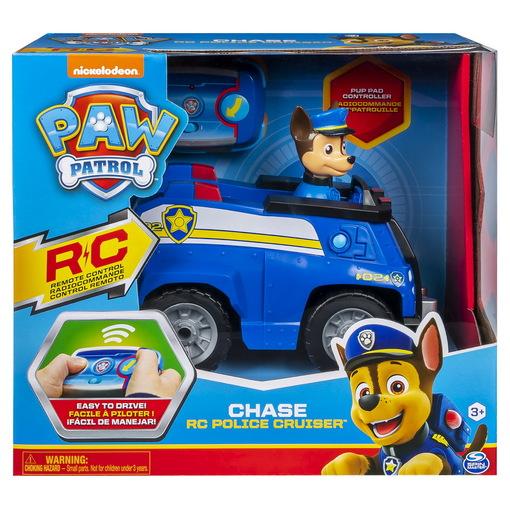 Щенячий патруль: полицейский автомобиль Гонщика на дистанционном управлении